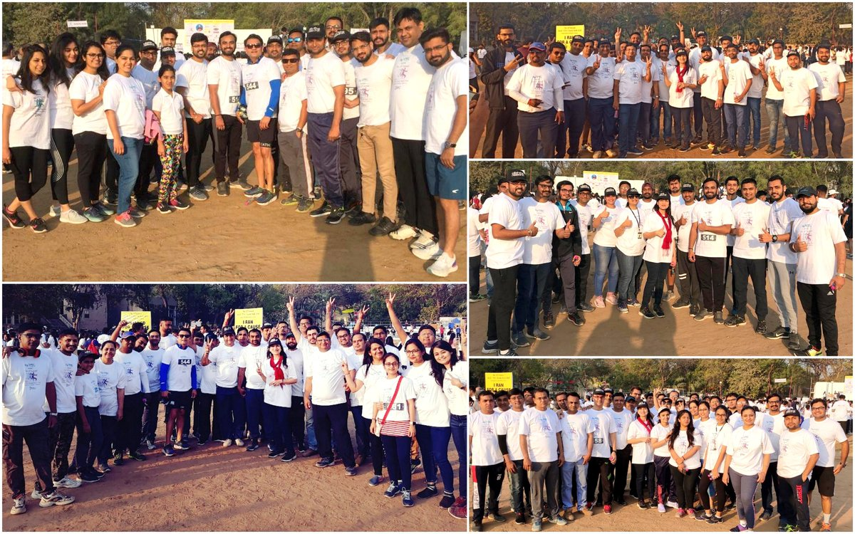 Team Cliantha at the Motif Charity Walk 2020! Cliantha's participation in this charity walk is part of its commitment to serve the community and to improve the lives of those around us that are less fortunate.   #ClianthaResearch #CharityWalk #Motif #CharityWalk #helpinghands