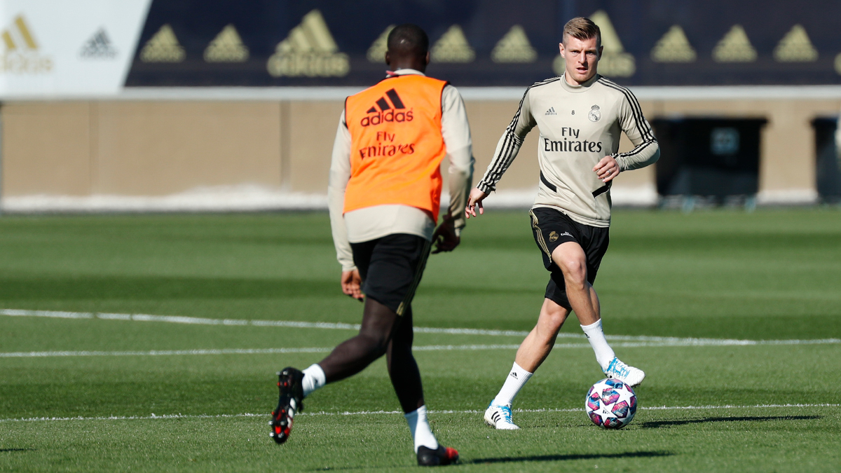 💫⚽ @ToniKroos  #RMUCL | #RMCity
