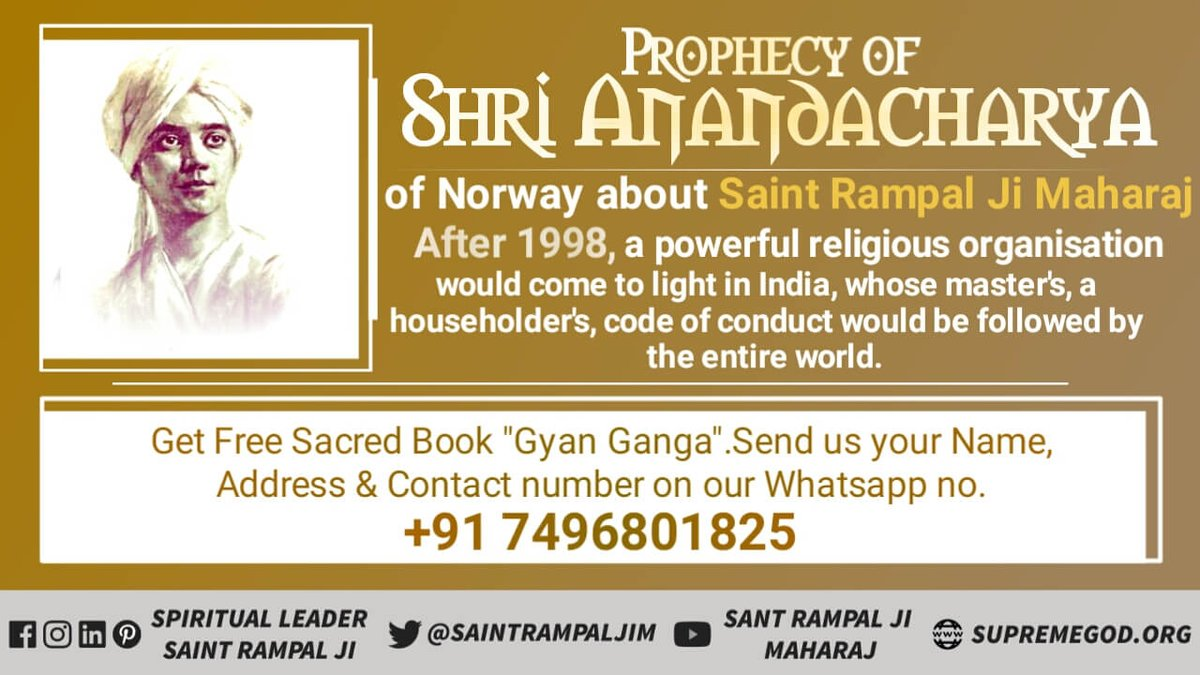 #Who_Is_WorldLeader  According to the prophecy of Mr. Anandacharya of Norway, after 1998, a powerful religious institution will come to light in India, <br>http://pic.twitter.com/lhKdyVgNWi