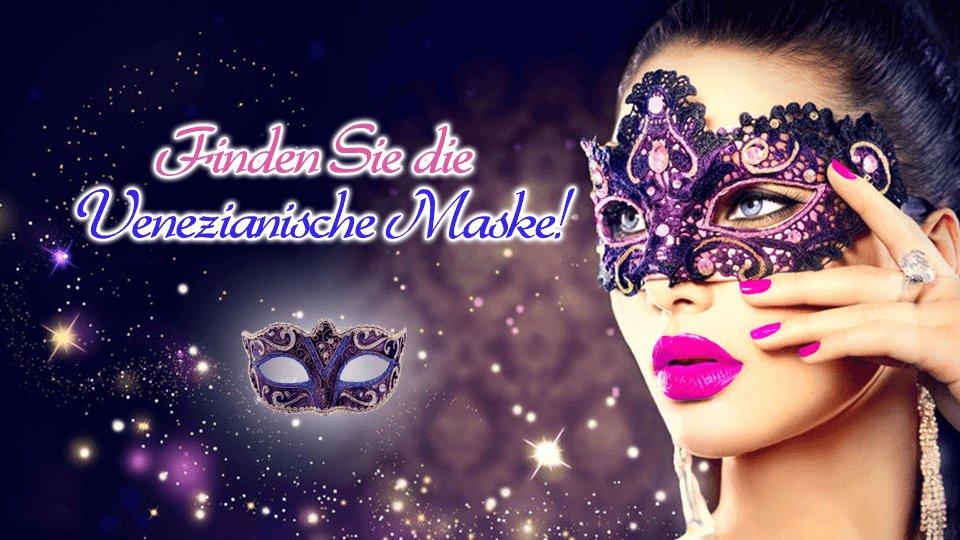 SUCHAKTION bei http://www.chrona.de   Finden Sie die Venezianische Maske auf unserer Webseite!  Sie versteckt sich irgendwo in den Beraterprofilen.  #Karneval #Kartenlegen #Hellsehen #Wahrsagen #Gratisgespräch #Aktion #Suchaktion #Astrologiepic.twitter.com/PNzyOP5NCZ