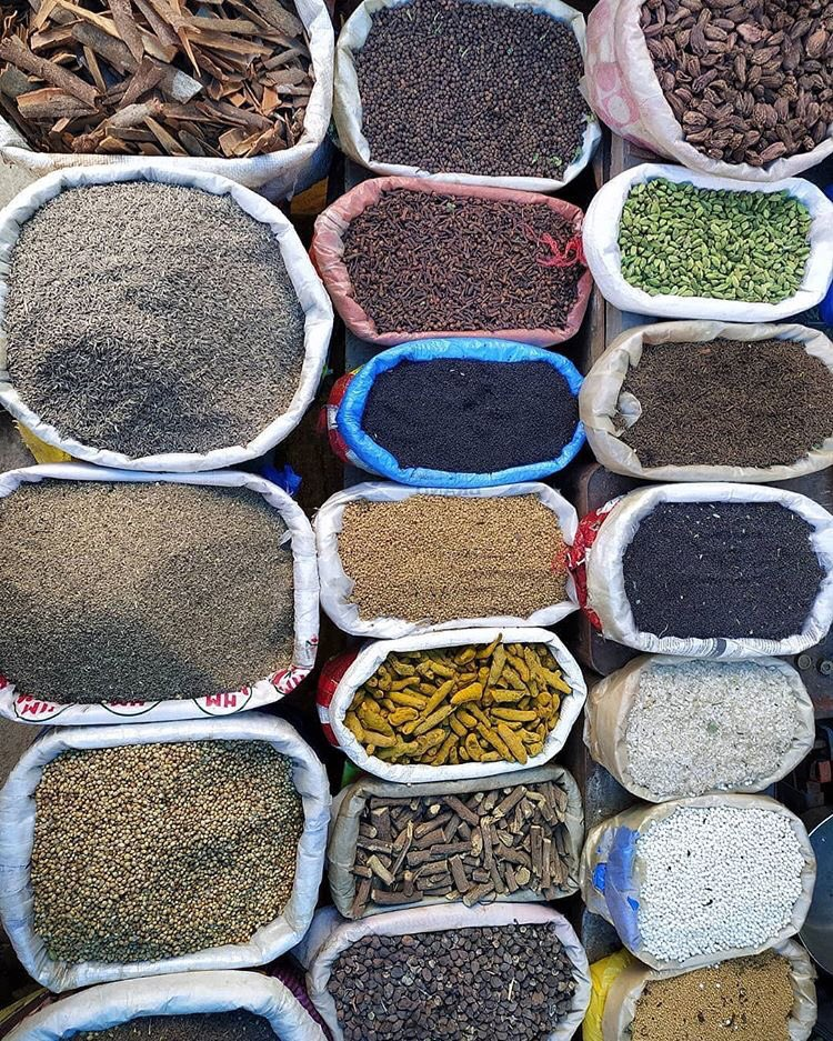 Spices  . #love #instagood #delhi #photooftheday #beautiful #art  #cute #picoftheday #follow #photography #tbt #followme #like4like #nature #travel #repost  #CAA #ncr #kashmirwakeup #kashmirwakeup  Photo by @the_traveller_from_kashmir