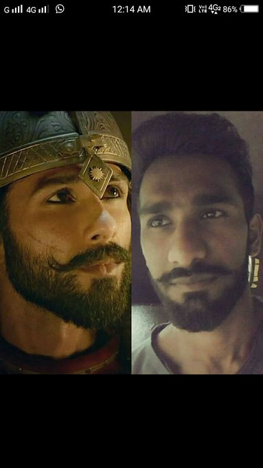 Shahid kapoor man happy birthday to you many many happy returns of the day sir