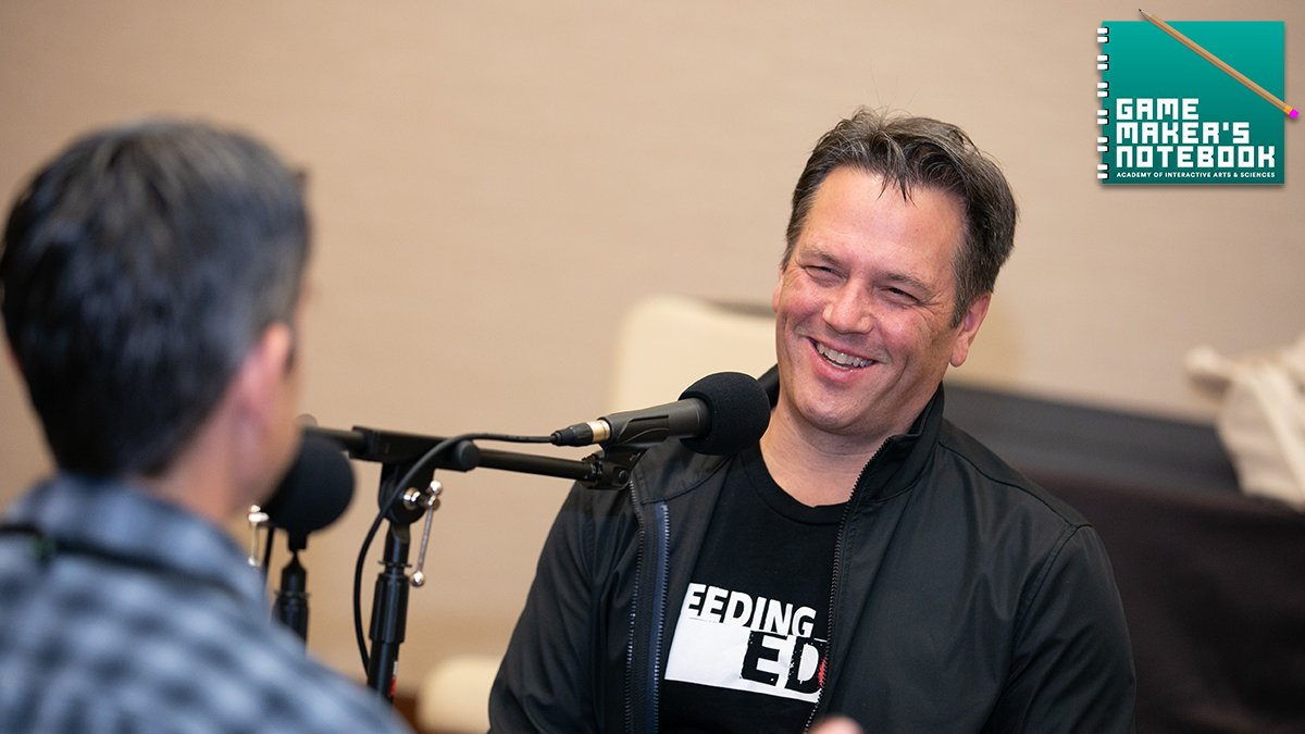 New #GameMakersNotebook! Head of @Xbox, Phil Spencer @XboxP3 joins @igTedPrice to discuss the importance of accessibility, Xbox and Project xCloud, monetization, sharing with outside hardware and software developers, and helping gamers with disabilities: