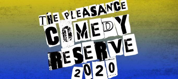 Applications to be part of the 2020 Pleasance Comedy Reserve close at midnight tonight 🕛 pleasance.co.uk/charliefund