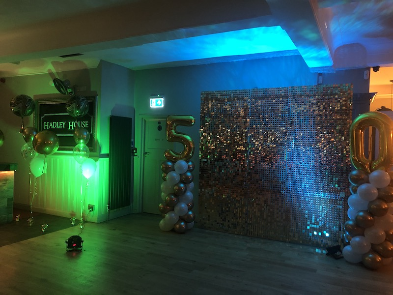 Another great 50th #birthday party over the weekend, book our purpose built function room with your own bar and catering for any event and any occasion.  #Barnet #Herts #Finchley #NorthLondon pic.twitter.com/cNEudcJO4t