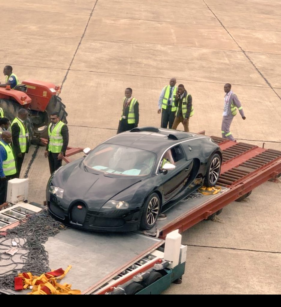 Zambia seizes $3m Bugatti over possible money laundering - Face2Face Africa