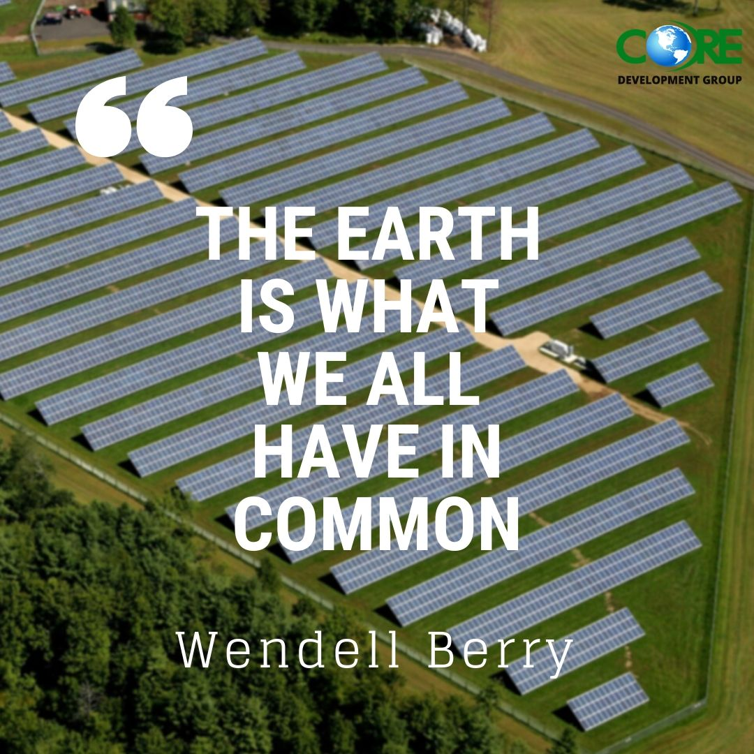 """Remember, no matter how much you might disagree with someone, """"The Earth is what we all have in common."""" . #MondayMotivation #MondayMood #MondayMorning #solarenergy #solar #renewableenergy #energy #gogreen #gosolar #climatechange #sustainability #climatecrisispic.twitter.com/Pu7ATC93zQ"""