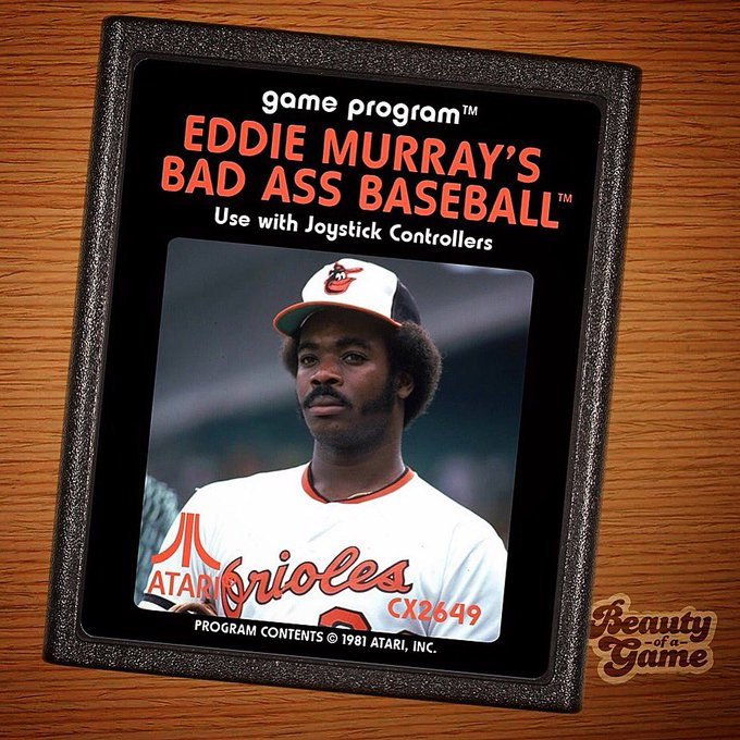 Happy Birthday to the incomparable Eddie Murray!