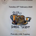 Image for the Tweet beginning: On offer tomorrow. Pancakes available