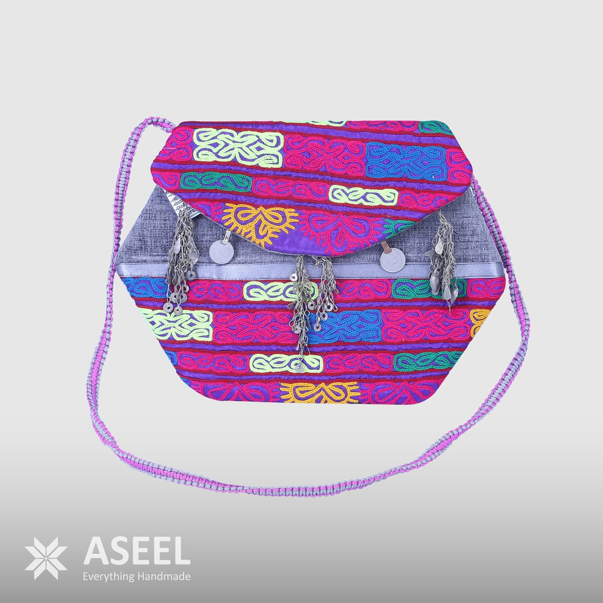 Another great multicolored clutch from Jama #Design. Blocks of all the colors of the #rainbow make this purse a bright addition to your accessory collection. Check it out on #ASEEL today!  #bags #bag #purses #instatags #clutch #fashionbag #bagslover #bagslovers #newcollection<br>http://pic.twitter.com/OMTSNH5vT6