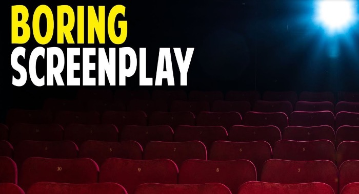 42 Ways To Avoid #Writing A Boring #Screenplay http://ow.ly/EK0330qk8us #writers #screenwriting #script #story