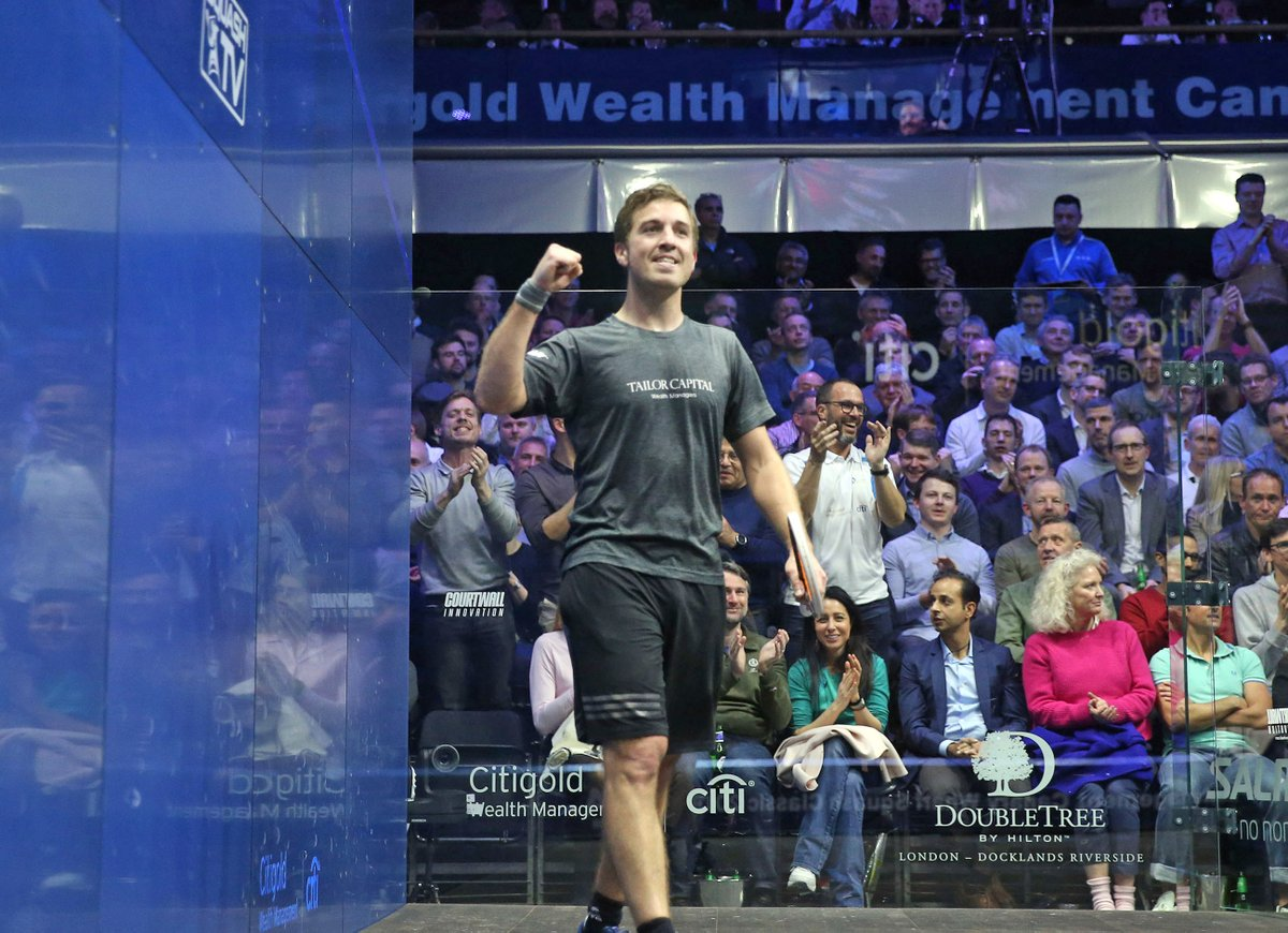 test Twitter Media - 🇨🇦 Canada Cup 🇨🇦  @CastagnetMatt claimed a huge win to upset @JoelMakin - and he'll take on @paulcollsquash in the semis! 👀  Read more ⬇️  https://t.co/BwUDGzNaTw  #squash https://t.co/UM6NWUwjPQ