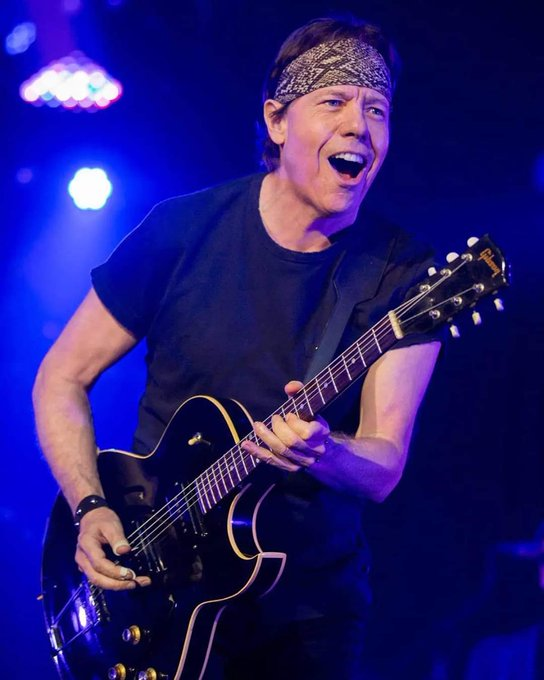 Happy 70th Birthday to the one and only George Thorogood (70)