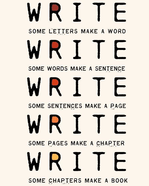 Just keep #writing   #writingcommunity #MotivationMonday #Motivation