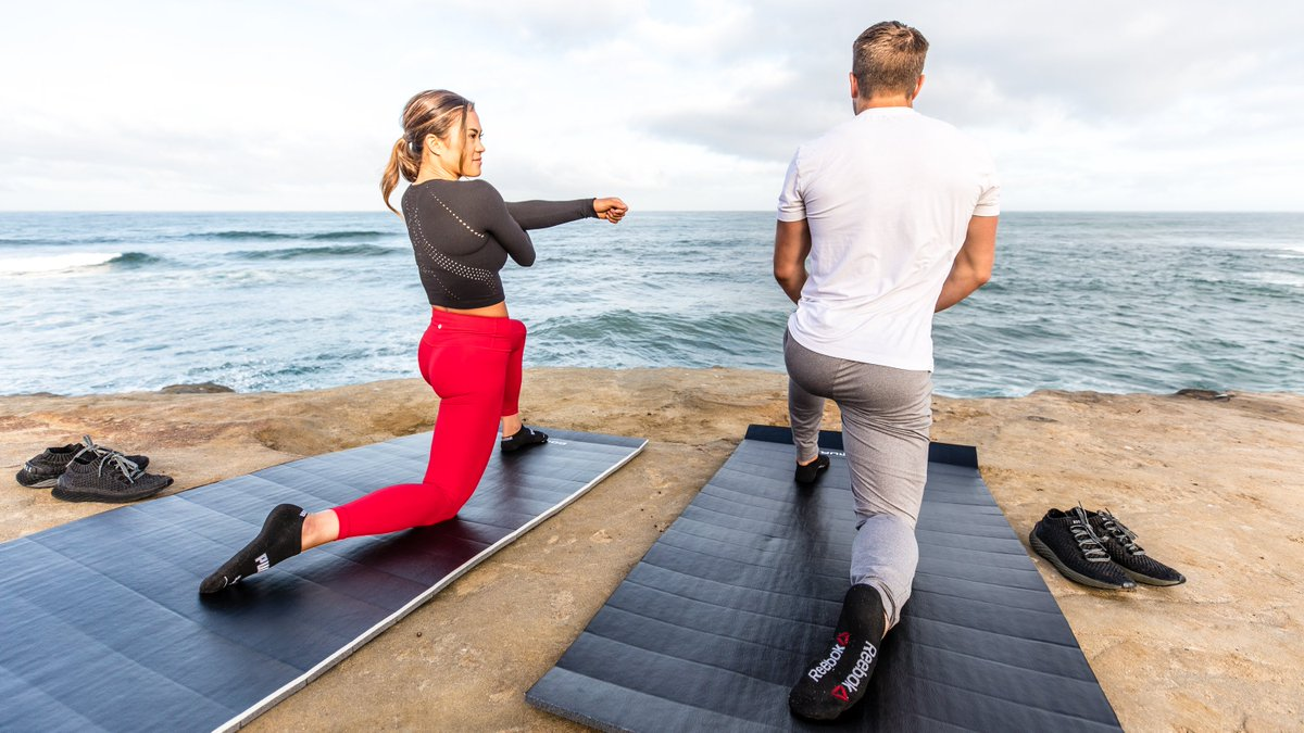 Here is some #motivation for your #MondayMorning! 😃💪  Try a home workout with a #Dollamur mat created for at-home #workouts and #fitness. Find a mat for any sport and order today! #MondayMotivation   Shop now: https://bit.ly/37RswL1