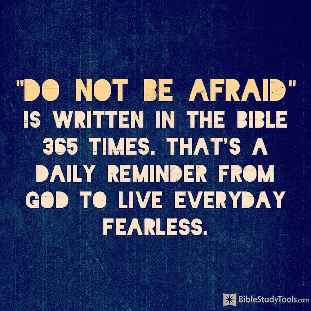 Perfect for Motivation Monday! Enjoy!  🧡💙🧡 . . . #motivationalquotes #motivation #motivationmonday #god #bible #donotbeafraid #daily #fearless #fearlessmotivation #toridavison #davisonlupinski