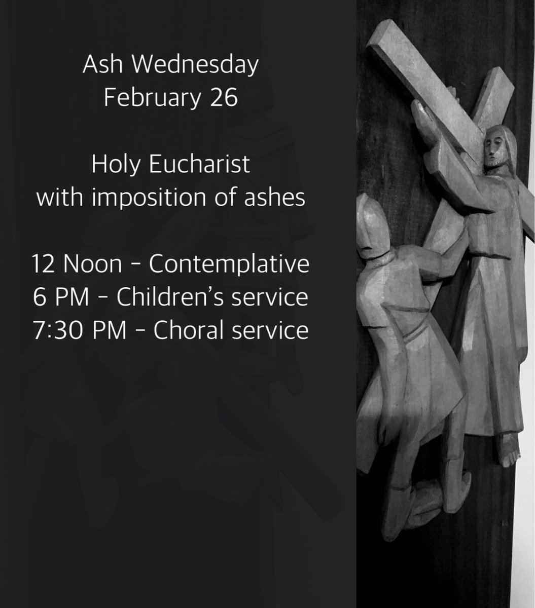Remember, O #Lord, your #compassion and #love, for they are from everlasting. Remember not the sins of my youth and my transgressions; remember me according to your love and for the sake of your goodness, O Lord. (Psalm 25: 5-6)  #AshWednesday #episcopal #church #medfordnj