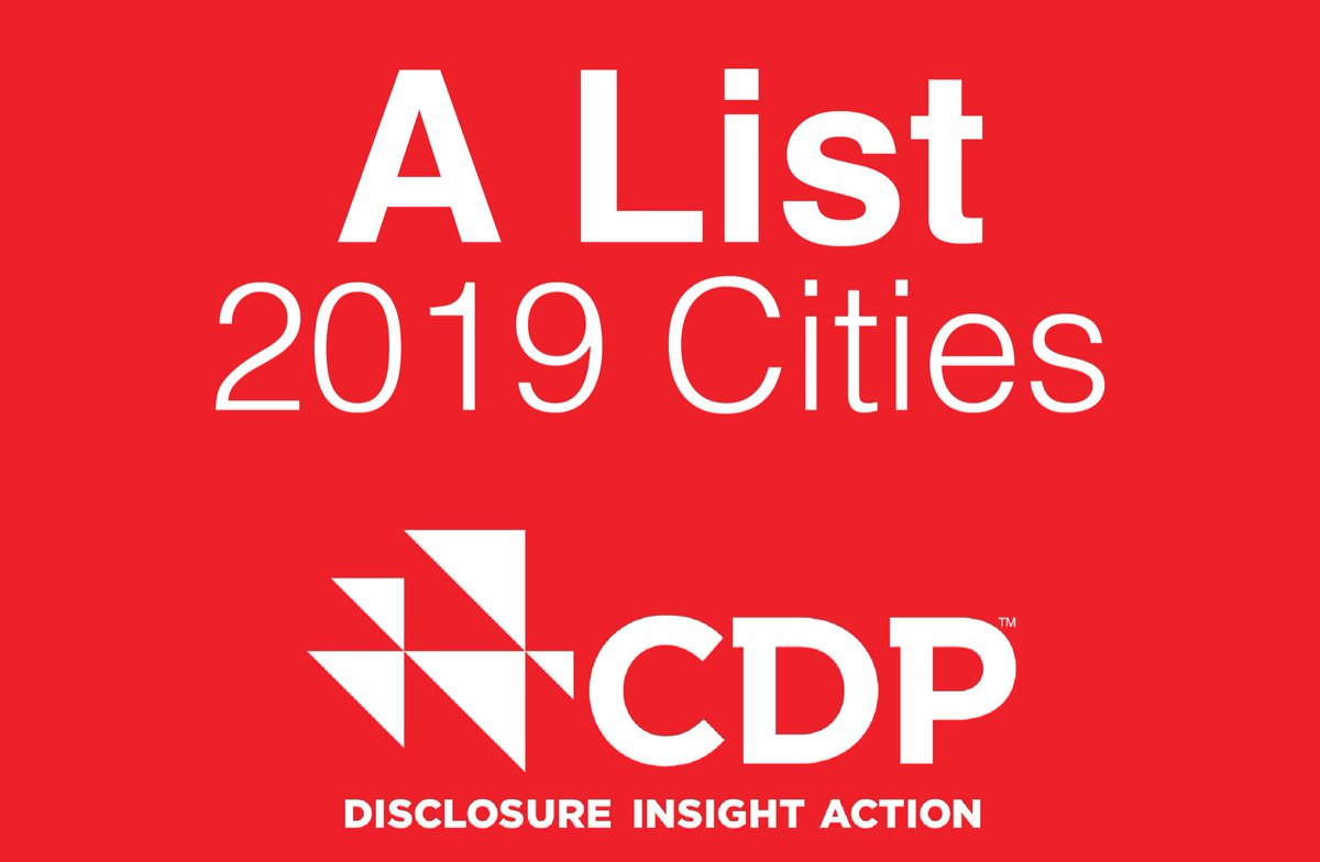 Bloomington has been recognized as a global leader on environmental action and transparency, achieving a place on CDP's Cities A List. Bloomington is one of only seven cities in the Midwest to receive an A score. https://qoo.ly/34j42d @CDP #AList #bloomington #climate