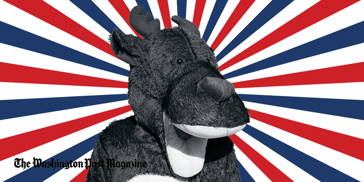 The beautiful art of hassling politicians while wearing animal costumes wapo.st/32n9YRI