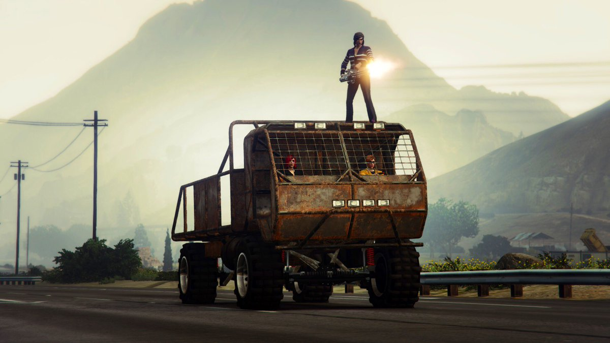 Who needs a weaponized vehicle when you have Athena #gta #GTAV #GTA5 #GTAOnline #RockstarGames #RockstarEditor #GTAPhotographers #gamers #Xbox   @LegendaryLaRon  @KatWeston_GTAVpic.twitter.com/G53YNIkKlY