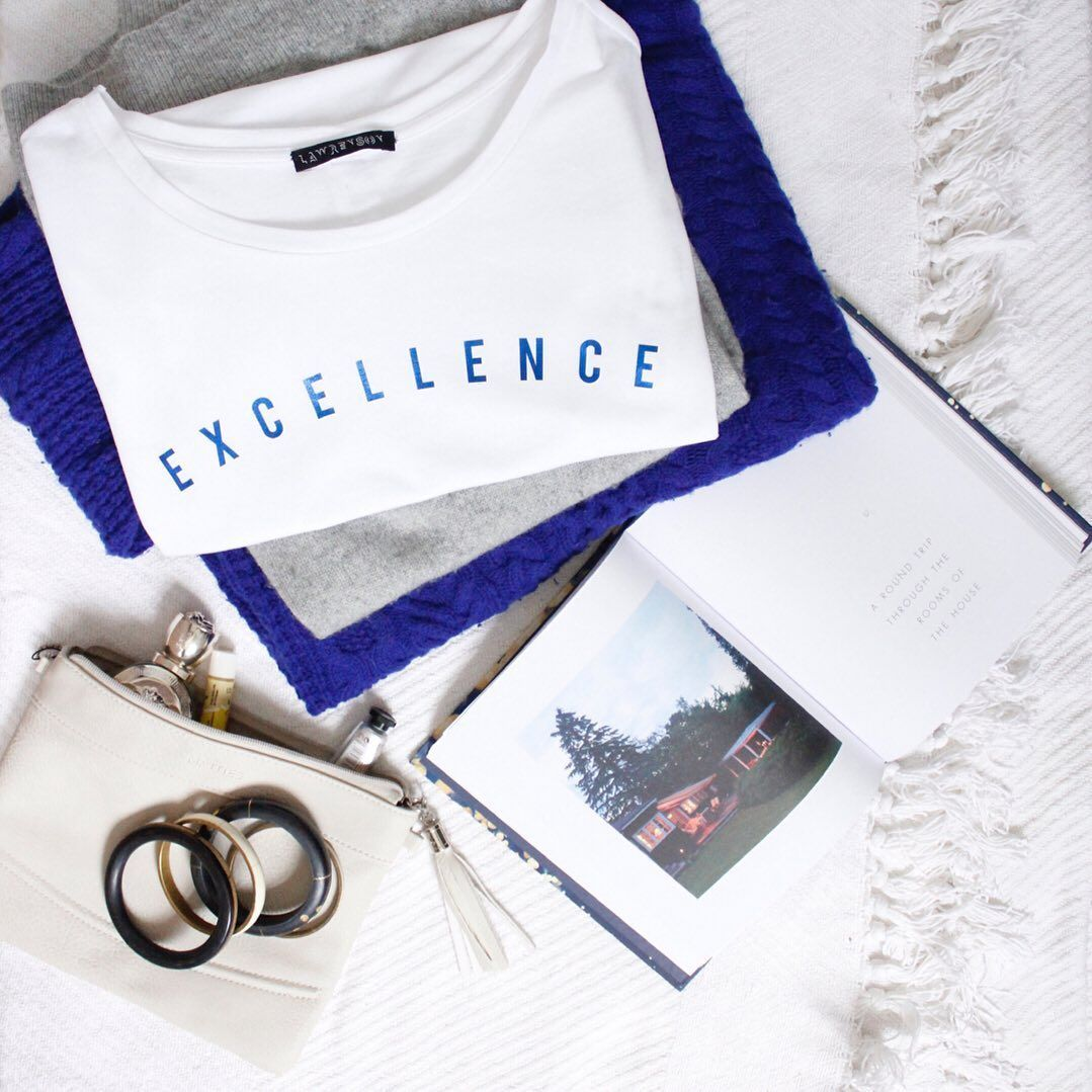 Monday Mood: Let's smash this  Our Excellence Is Not Optional slogan tee is all about doing your best, giving it your best shot, & believing in yourself.  Shop now: https://buff.ly/1UxFrEh   #Excellence #mindset #sustainablefashion #sustainableliving #MondayMood #MondayMotivation