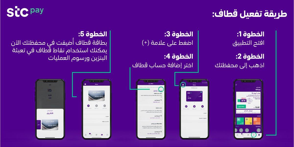 السعودية Stc Pay בטוויטר طريقة تفعيل قطاف في Stc Pay بخطوات سهلة