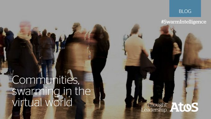 As the #DigitalWorld matures, we can expect that communities professionalize through adopting...