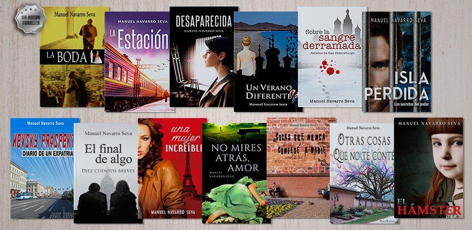 Misterio, Crimen, 🆃🅷🆁🅸🅻🅻🅴🆁 y mucho más ░ Disfruta de las novelas de  @ManuelNavarroSe  Disponibles en #Amazon   https://goo.gl/z3SiJe  #libros #librosindies #suspense #intriga #thriller #almasyletras #Booklover #bookstagram #kindlePaperwhite pic.twitter.com/mW1LAjvHsU