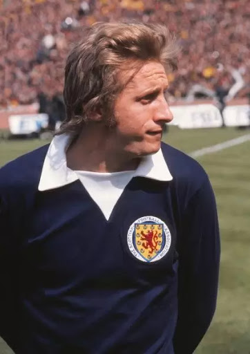 Happy 80th birthday to The King, Denis Law