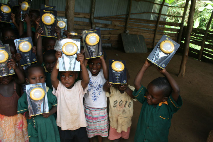 Kerosene and candles are the primary source of light in many off-grid homes. They produce dirty, sooty smoke that pose dangers to the health and safety of young children. Access to solar allows kids to be safe at home and lets the big kids study at night. #GoSolar #SDGspic.twitter.com/QOWoUwXOey