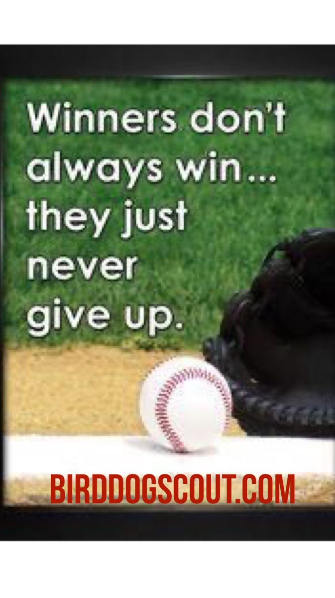 Weren't Happy with your performance this past week or weekend? It's Monday,Today is Another Chance to Get Better .  Learn from your mistakes & move forward,never give up. #becoachable #holdyourselfaccountable #ShowUp #baseball #softballpic.twitter.com/5HOztRgHLp