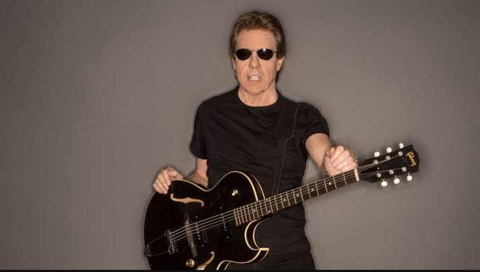 Happy Birthday to my favorite rocker of all time George Thorogood.