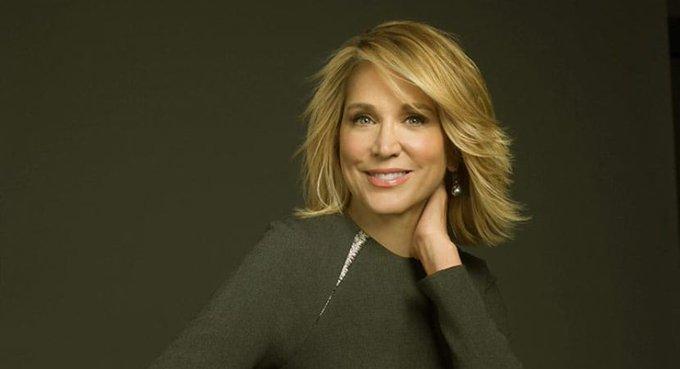 News anchor Paula Zahn is 64. Happy Birthday!!