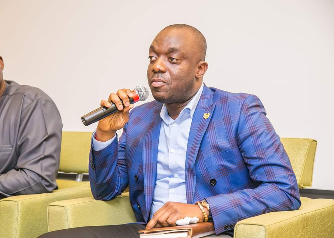 """""""As An Agency And As A Country, We Need To Do More""""- Justin Koduah Frimpong"""