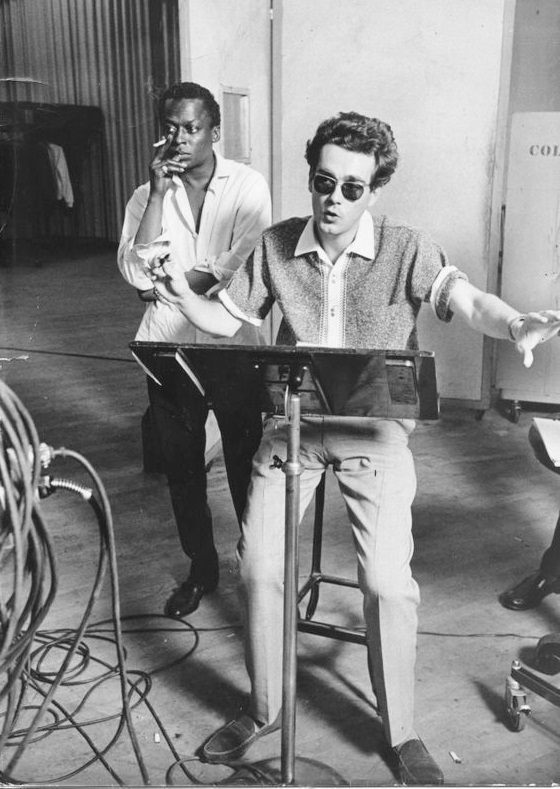 #MichelLegrand composed more than two hundred film and television scores and established his name in the United States by working with such jazz stars as #MilesDavis and #StanGetz