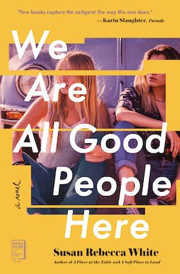 We Are All Good People Here has all the hallmarks of our favorite fiction. Great characters, a multi-generation story, and terrific prose. http://bit.ly/39ORrAl  #books #bookradar #bookbuzz @AtriaBooks