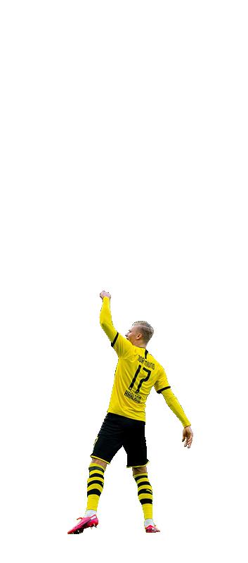 Borussia Dortmund On Twitter Swipe Up To Make Erling Haaland Fly