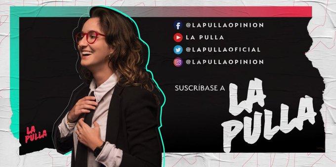 Si quieren recibir las notificaciones de La Pulla y algunas sorpresas recién salidas del horno, abrimos un canal en Telegram al cual pueden unirse en este enlace: