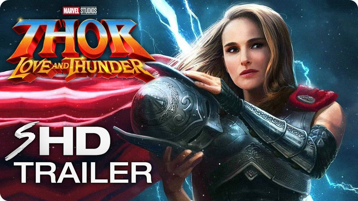 This incredible fan-made trailer for #ThorLoveAndThunder will get you hyped for the film! buff.ly/3c5Djos
