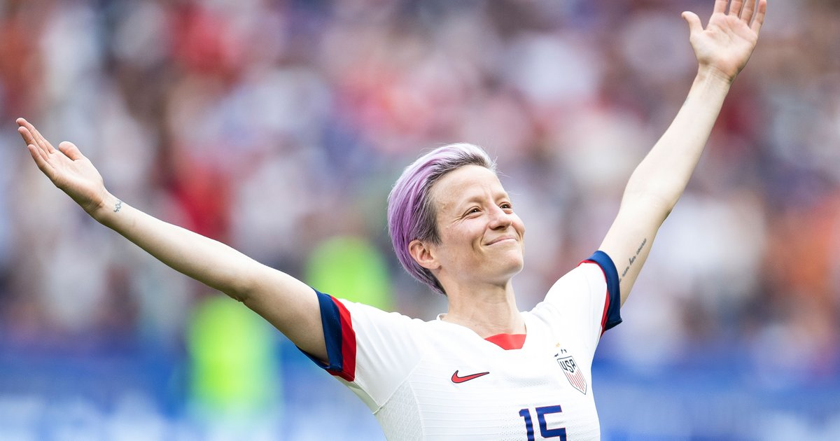 Are Murder Podcasts The Key To Megan Rapinoe's Success? dlvr.it/RQfgrZ
