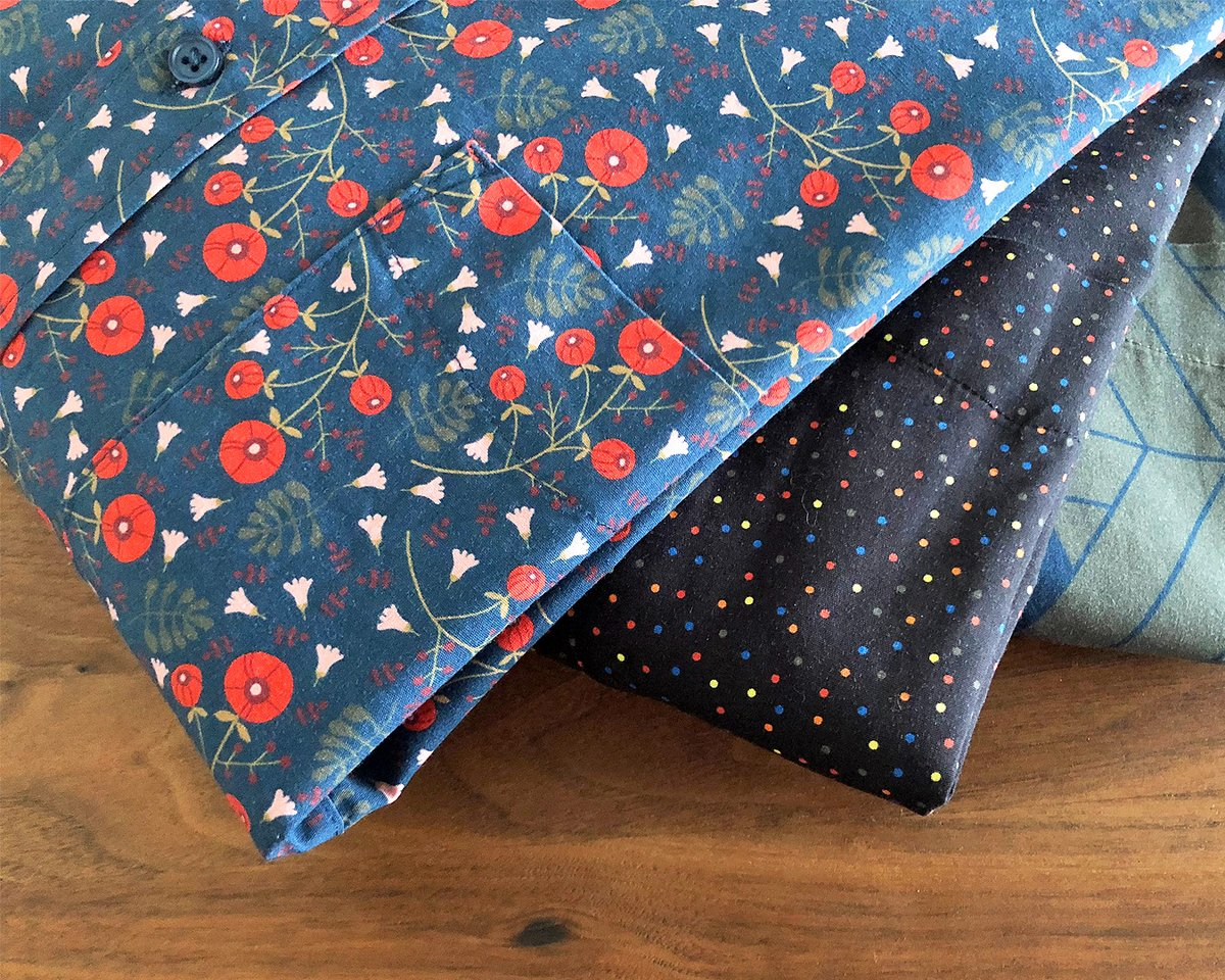 Tough decisions on Monday morning. #geoblock #grids #retroprint #colorblock #geopattern #geoprint #colorblocking #polkadotshirt #polkadotprint #polkashirt #polkadots #polkapops #extrovertedshirts #extrovertedintroverts #floralforest #floralprint #floralshirt #floralshirtspic.twitter.com/jSZqVUXnjN