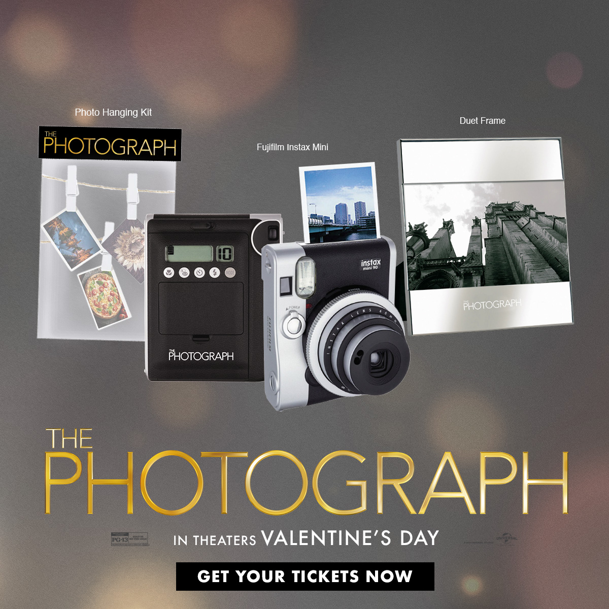 Follow us on Twitter, RT this post AND Tag someone who is not following us to be entered to win a @photographmovie prize pack courtesy of @universalpics.  🎟: https://bit.ly/2OJfkl0 #Contest Rules: http://bit.ly/2EsoaAL #MakeItICONIC #thephotographmovie #mountainview