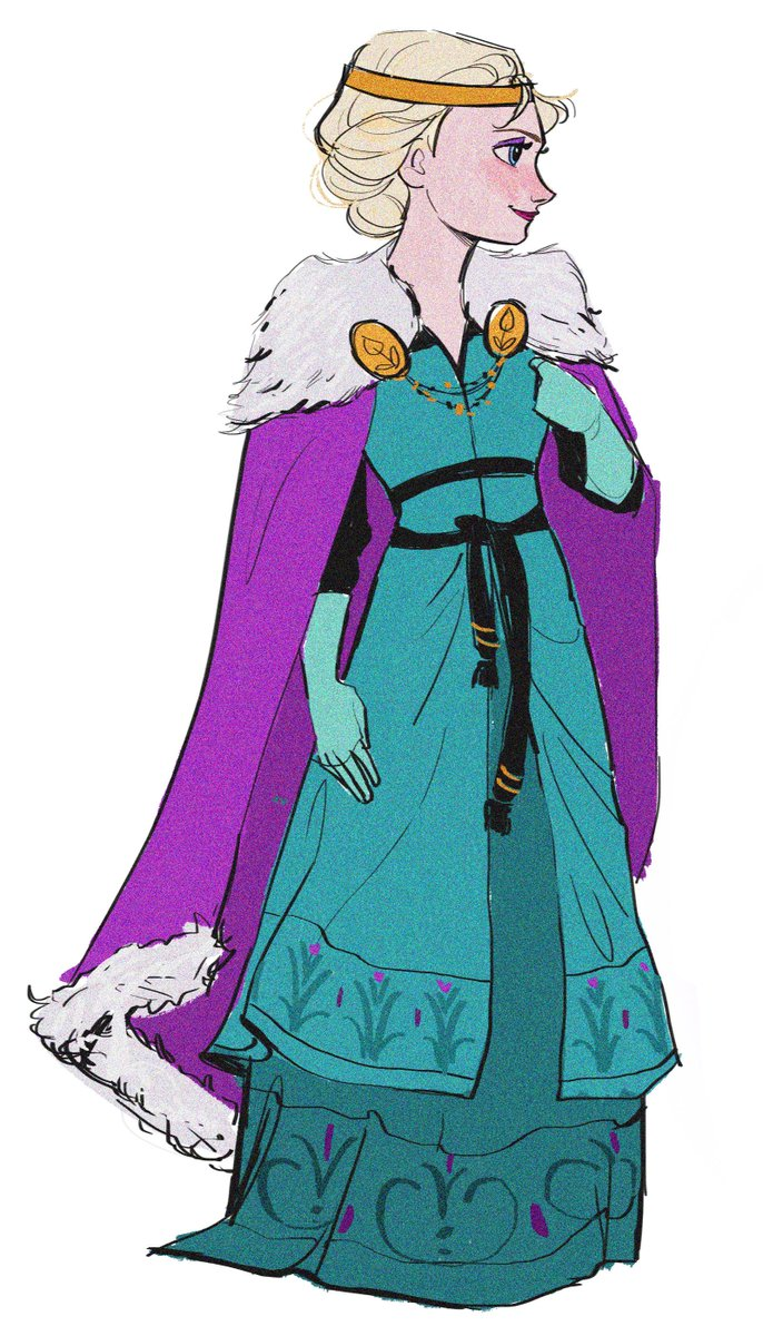 A concept: Frozen but it's the 8th century in Norway and Elsa's final transformation is a valkyrie <br>http://pic.twitter.com/CmzuOXEqvG