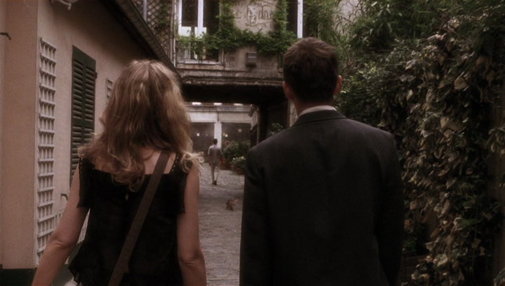 «I guess when you're young, you just believe there'll be many people with whom you'll connect with. Later in life, you realize it only happens a few times»'Before Sunset' (2004, Richard Linklater)