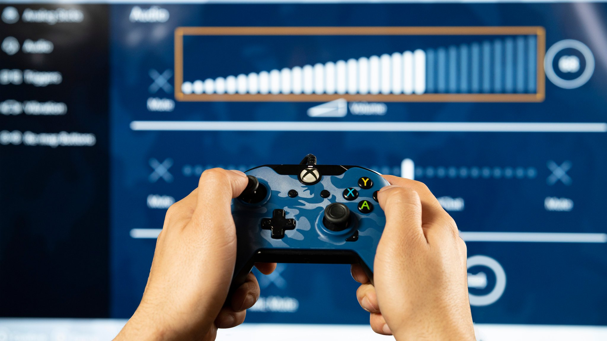 Pdp Gaming On Twitter Configure The Volume Game Chat Settings And Mic Monitoring For The Xboxone Wired Controller With The Free Pdp Control Hub App Download It Today Https T Co Gl5nsc5p0j