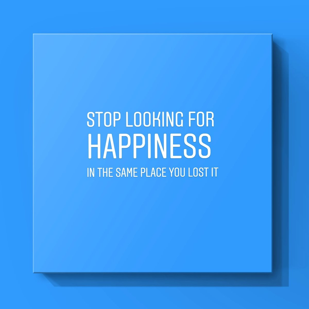 Stop looking for happiness in the same place you lost it.  #happiness #mentoring #Motivation #MotivationMonday #rozwojosobisty #motywacja #silowniaumyslupic.twitter.com/vUIbTKQIFX