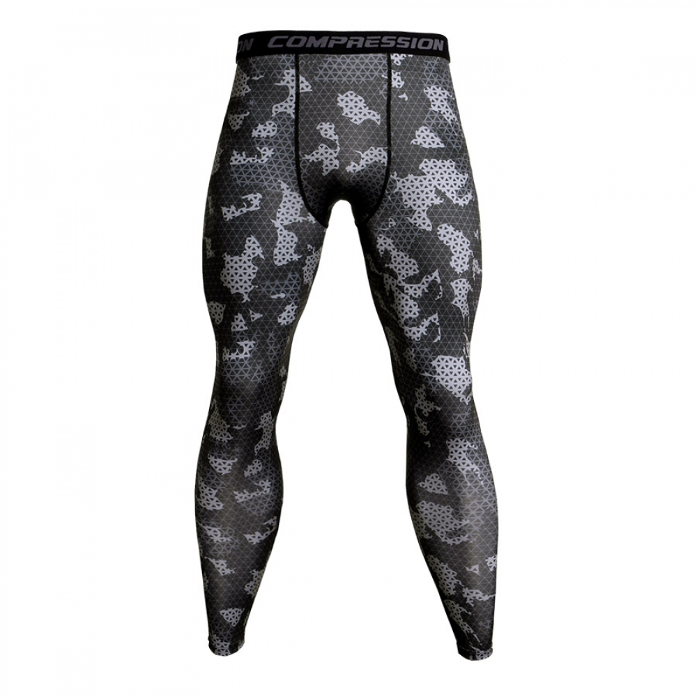 #igers #tagsforlikes Camouflage Compression Pants for Men