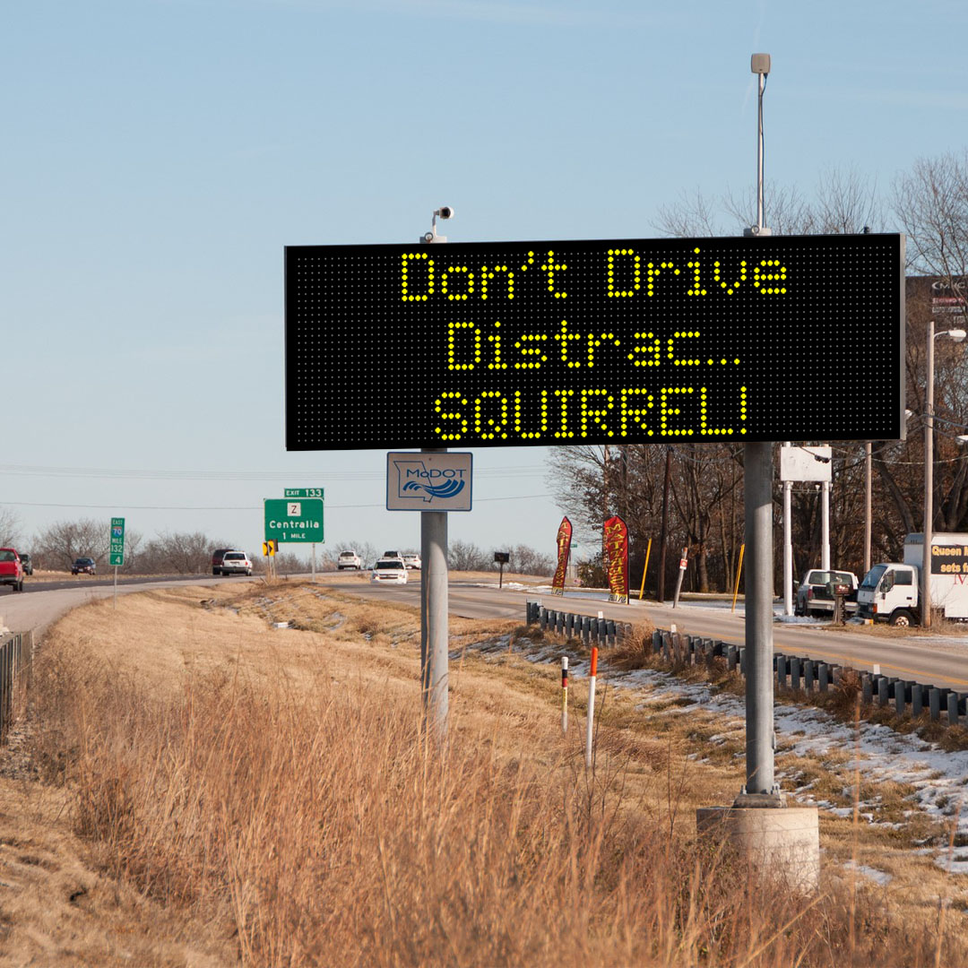 Image posted in Tweet made by MoDOT on February 24, 2020, 5:01 pm UTC