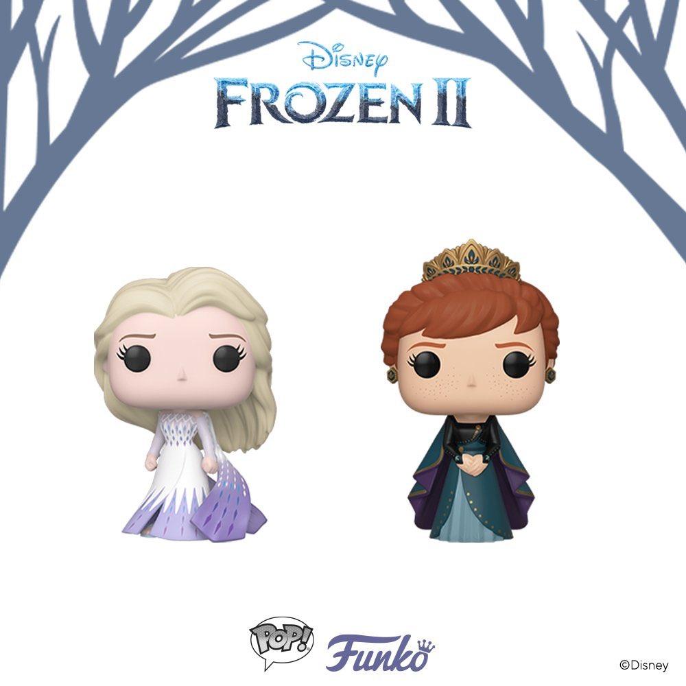 More Frozen 2 Pops coming soon!