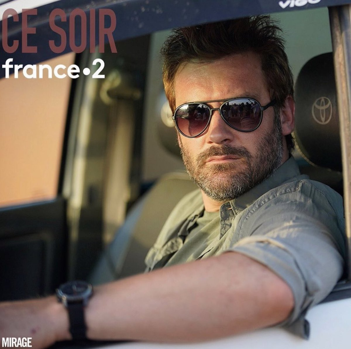 Tonight!  France2 #mirageseries episode 3  : #clivestanden #WOW<br>http://pic.twitter.com/GR1050OSgt